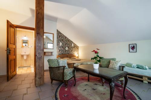 apartament suite z tarasem widokowym
