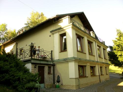 Zajazd Polski budynek murowany